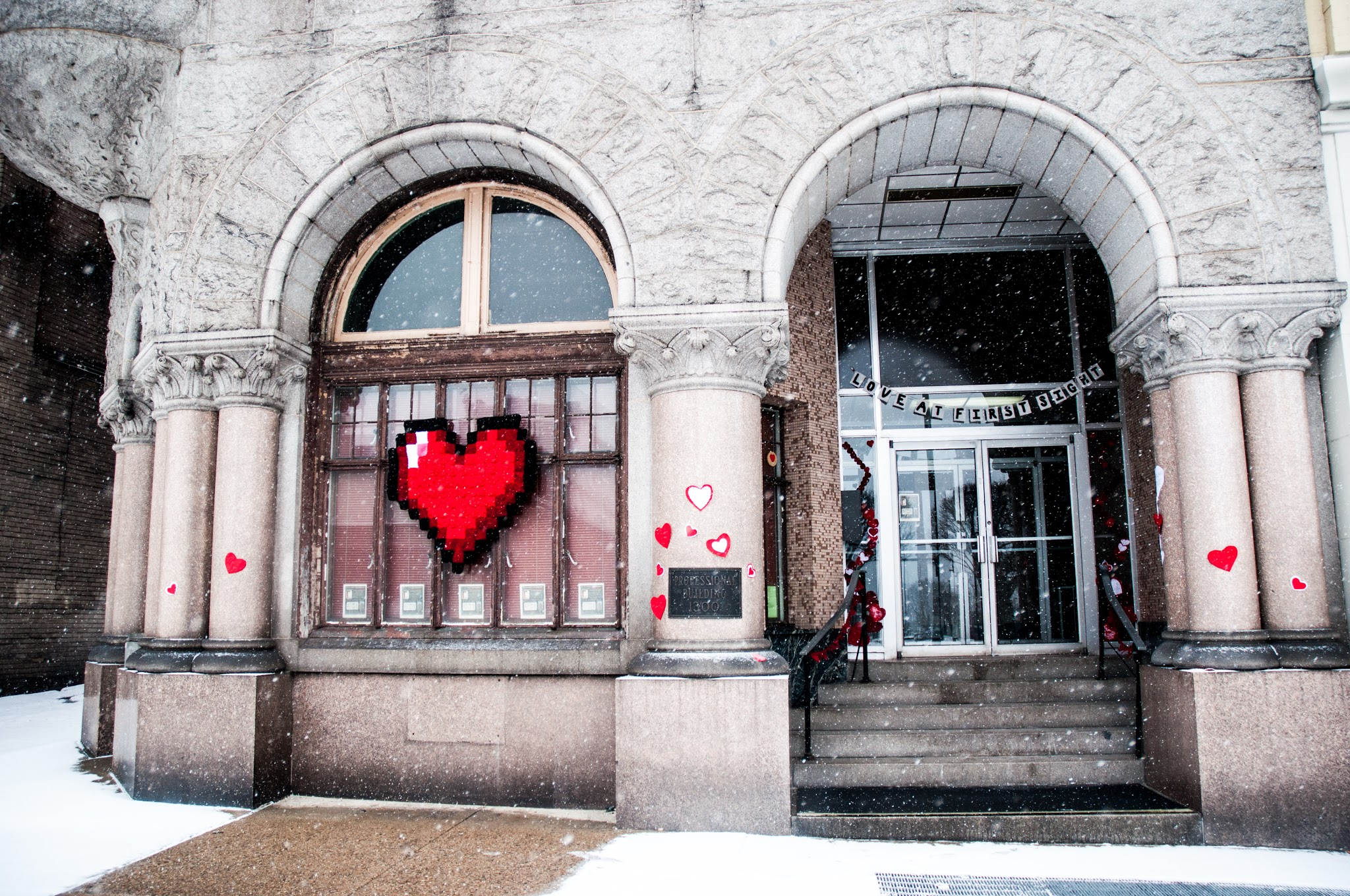 2-9-2014 Professional Building Hearts-9855