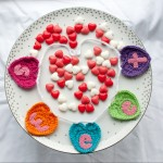 candy and sweet crochet heart garland - hijennybrown.com