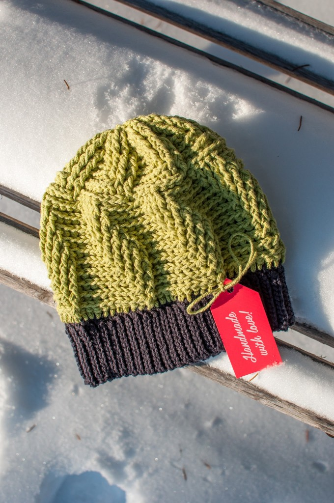 A Garden in Winter Hat Donation - Hi, Jenny Brown