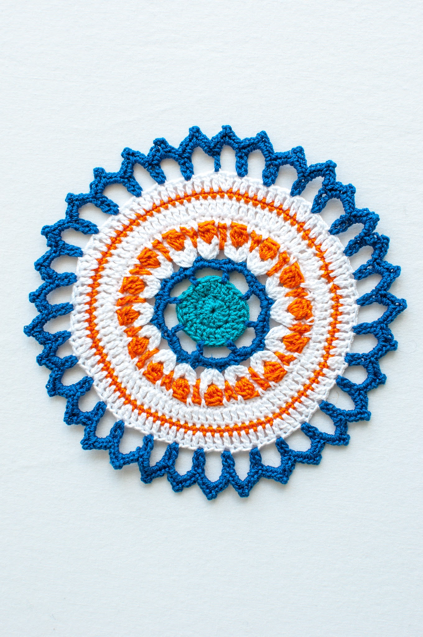 Mandalas for Marinke - Hi, Jenny Brown