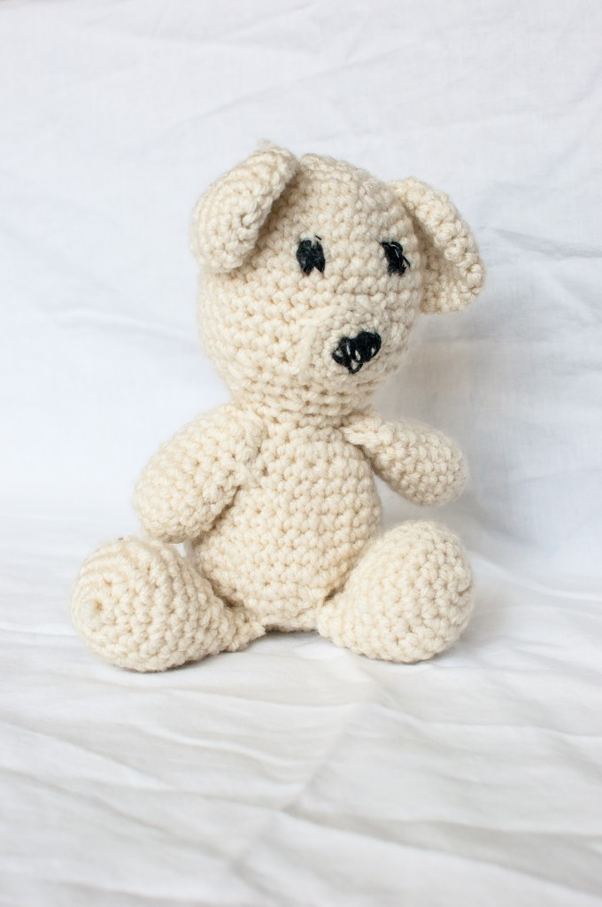 Crochet Puppy Love - HiJennyBrown