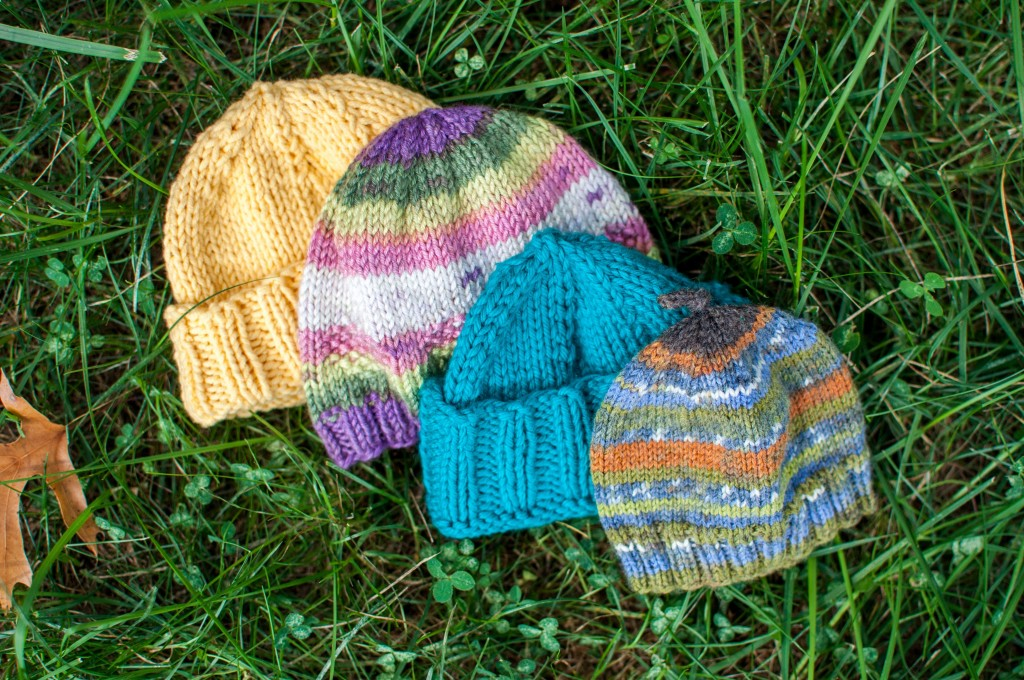 Crochet Charity Hats - Hi, Jenny Brown